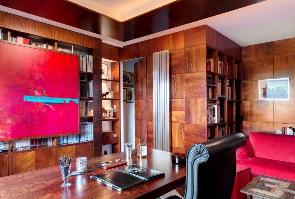 am nagement d 39 un bureau priv atelier philippe allemand. Black Bedroom Furniture Sets. Home Design Ideas