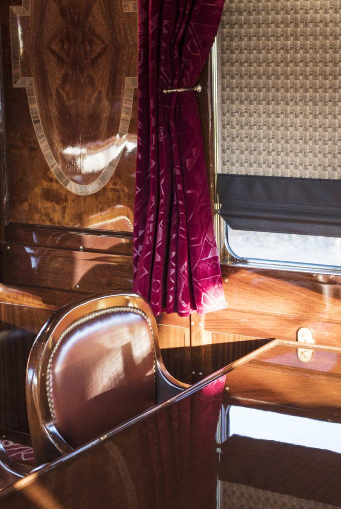 "Voiture ""Anatolie"" © Lola Hakimian pour Orient Express"