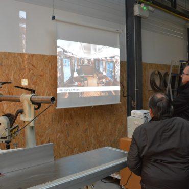 Inauguration de l'Atelier Philippe Allemand