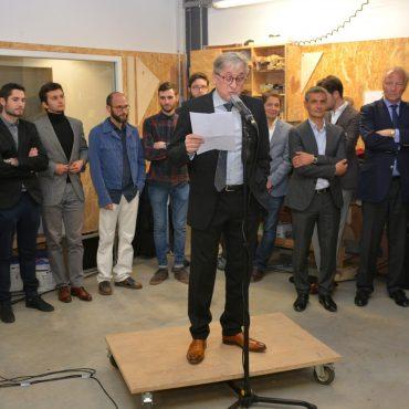 Inauguration : discours de Philippe ALLEMAND, Gérant