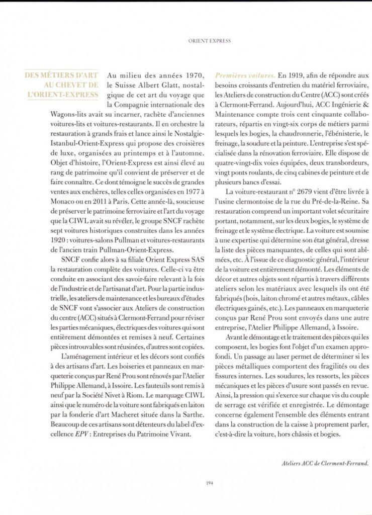 Orient Express de l'Histoire à la Légende-page194-