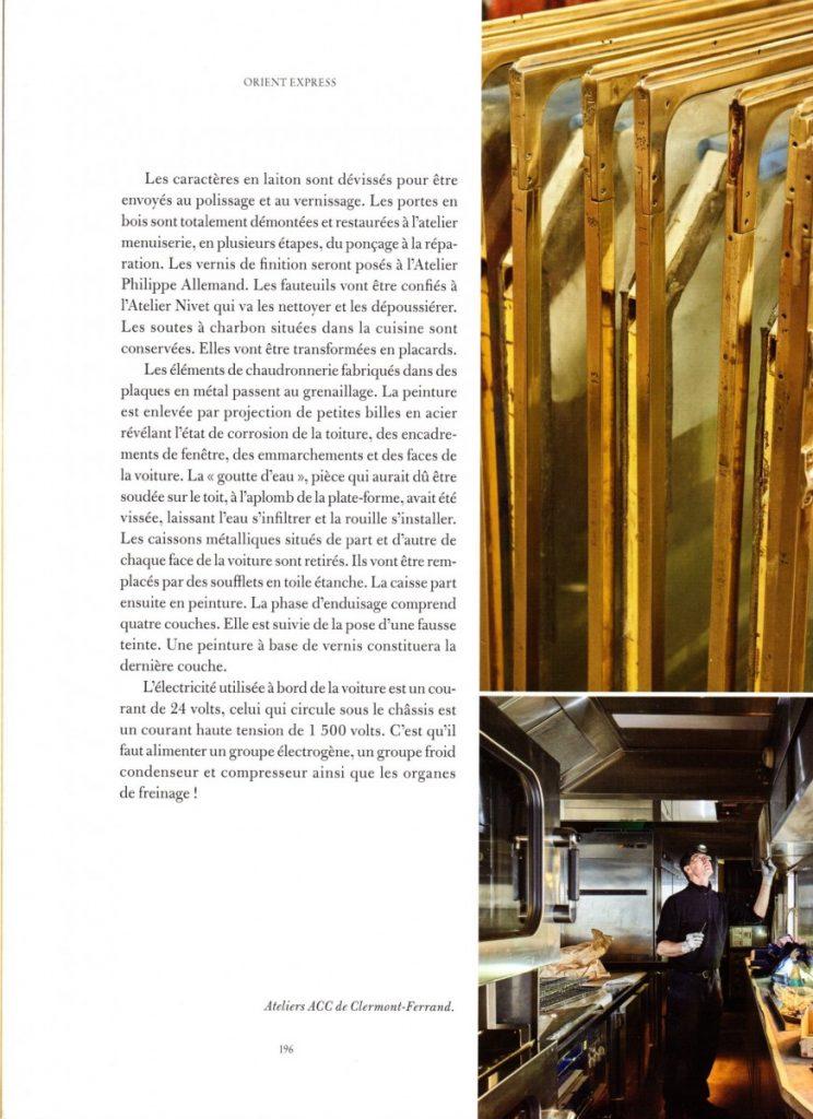 Orient Express de l'Histoire à la Légende-page196