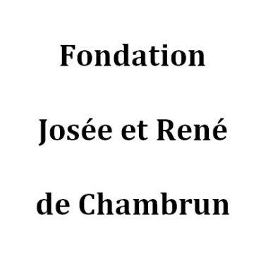 Logo Fondation de Chambrun