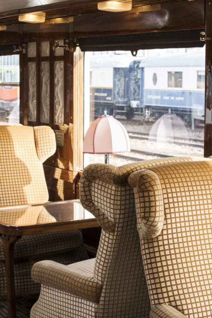 Voiture Flèche d'or © Lola Hakimian pour Orient Express