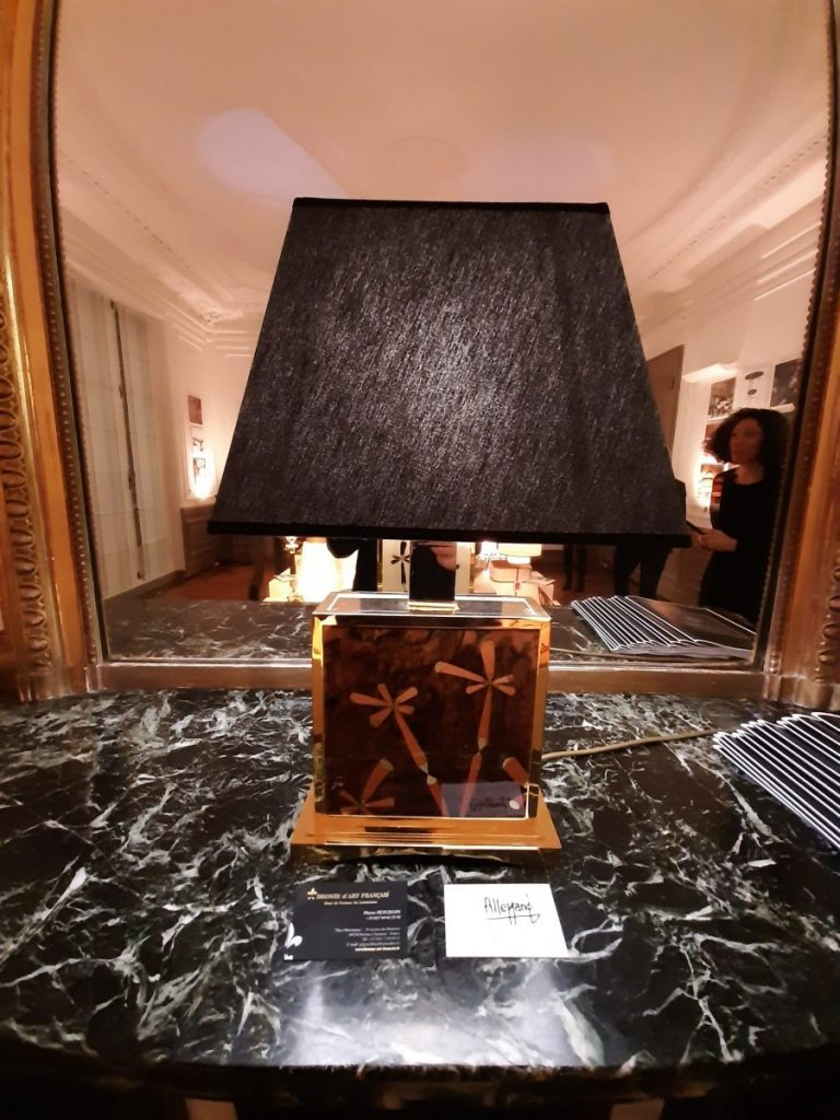 Lampe Infiniment Luxe